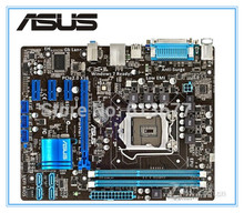 Orijinal anakart ASUS P8H61-M LX PLUS LGA 1155 DDR3 panoları H61 Masaüstü anakart ücretsiz kargo