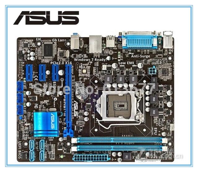 ASUS P8H61-M LX PLUS XP