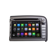 Octa/Quad Core Android 7.1/6.0/5.1 Fit VOLVO S80 1998 – 2002 2003 2004 2005 2006 Car DVD Player Navigation GPS 3G Radio