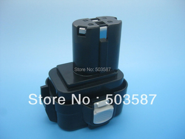 9.6V 2.0Ah Nicd Replacement Battery for MAKITA 9120 9122 192638-6 9.6V 9.6 VOLT, Fresh battery.