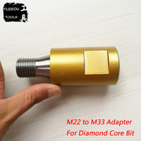 Diamond Drill Bits Connecting Rod 300mm Extension Bar Rod