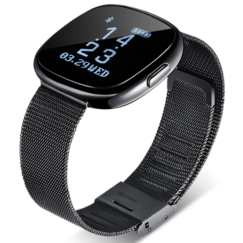 Bluetooth Smart Wristband Watch Heart Rate Blood Pressure Monitor P2 Smart Bracelet For Android Samsung IOS Xiaomi Huawei phones new update original xiaomi bluetooth ihealth smart blood pressure dock monitor system for xiaomi series electronic gadgets