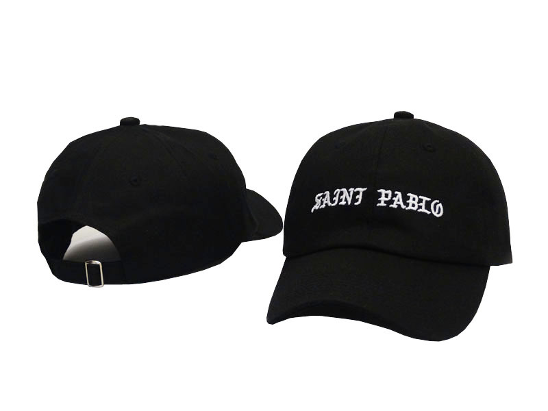Saint Pablo Cap Kanye West 2017 Brand Dad Hat Funny Hat Leisure Cool Cap Snapback Hip Hop Baseball Cap Men Women West Caps i feel like pablo cappello in bordeaux yeezus yeezy kanye west the life of pablo baseball caps