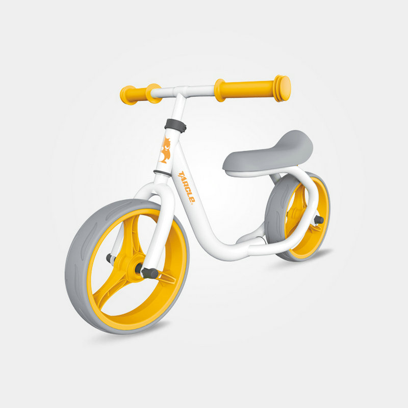 Tarcle 12 Inch No Pedal Balance Bike, kids bicycle without pedals, 2 wheels kids balance bike 12 inch balance bike ultralight pedal less balance bike steel kids balance bicycle for 2 6 years old children complete bike