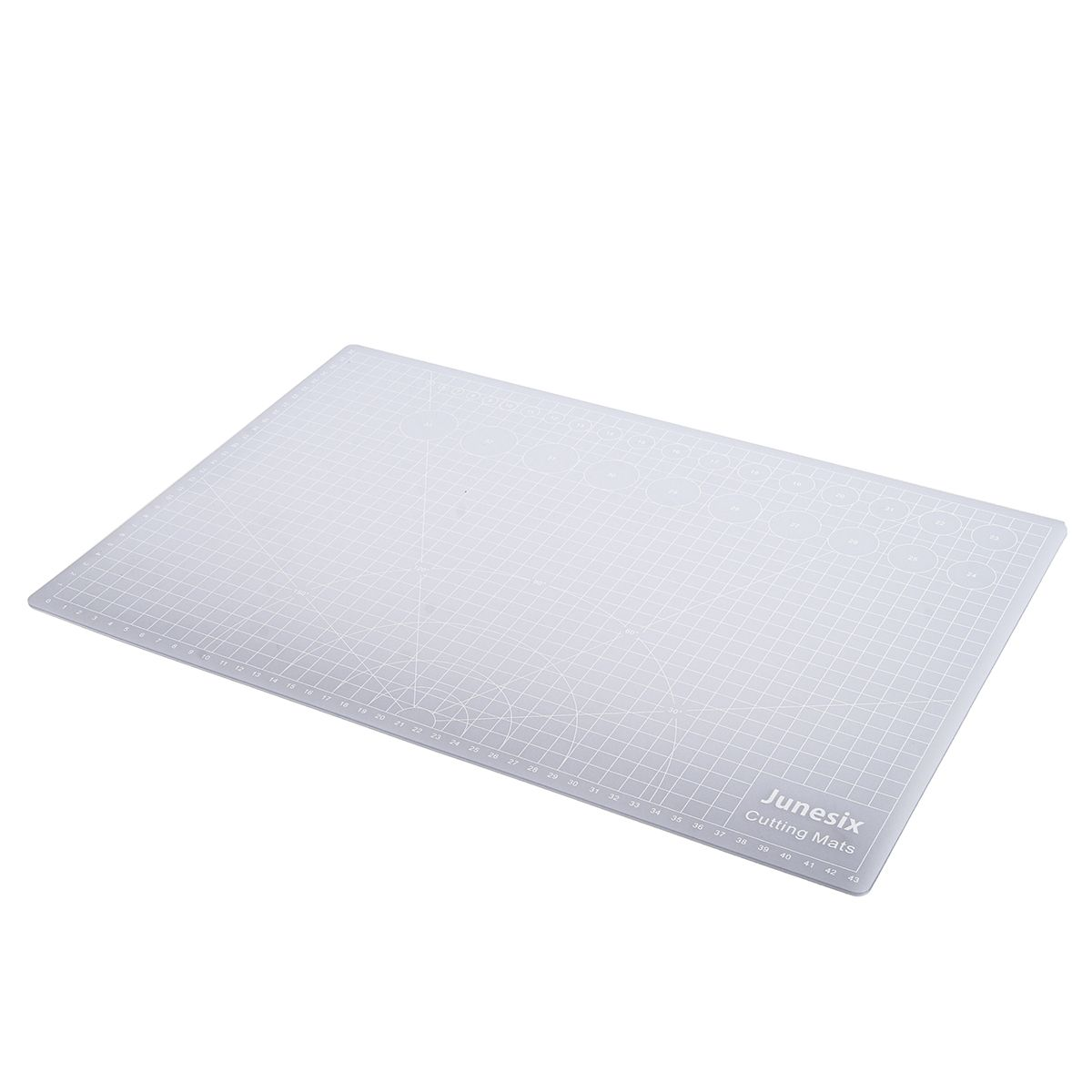 Composite PVC A5 Replacement Cutting Mat Transparent Mat With Measuring Grid For Silhouette Cameo Plotter Machine