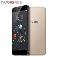 Original Nubia N2 5 5inch Mobile Phone ROM 4GB RAM 64GB MT6750 Octa Core Front 16MP