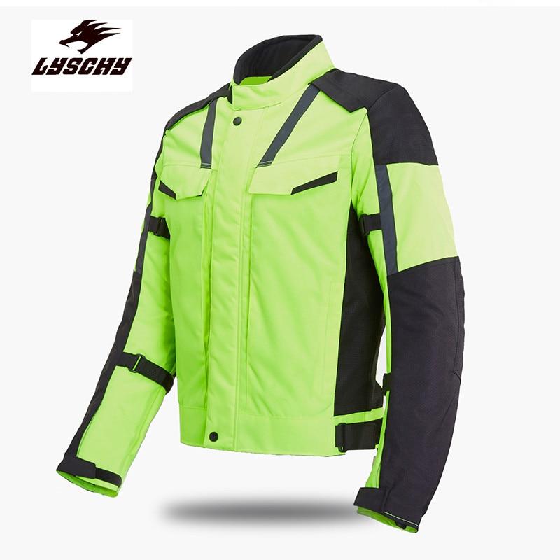 2017 горячая мотоцикл защиты куртка Мото куртка Мотокросс мотоцикл гоночный протектор путешествия верховая езда Светоотражающий chaqueta мото