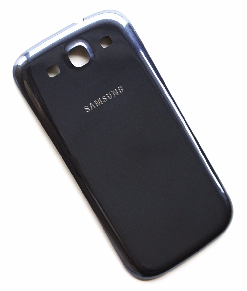 100% Original For Samsung Galaxy S3 i9300 Back Housing Cover Case For samsung S3 i9300 Battery Cover Replacement