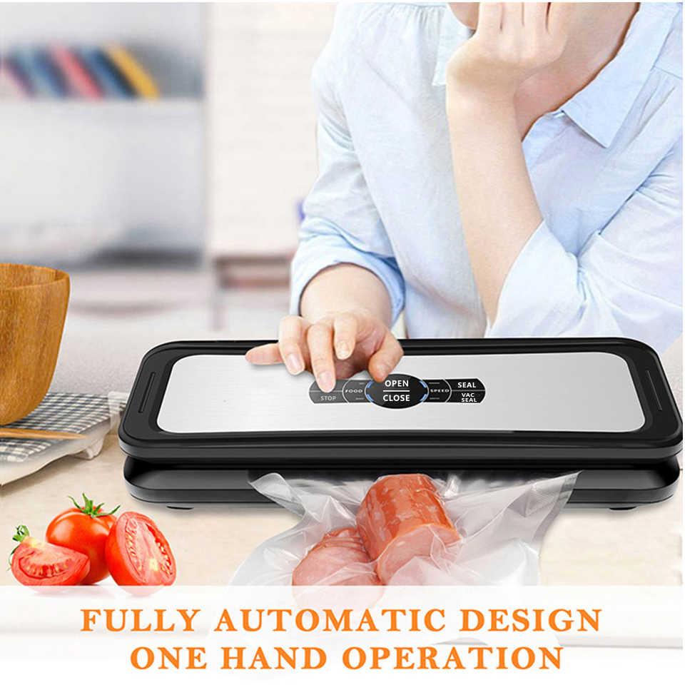 LAIMENG Vacuüm Sealer Voedsel Automatische Sluitmachine Vacuüm Verpakking Voor Food Grade Plastic Vacuüm Zakken Pakket Rolls S231