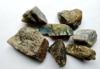 1lb 450g Bulk Rough Labradorite Raw Stone Materials Healing Stone For Warping Cabbing Cutting Lapidary Tumbling