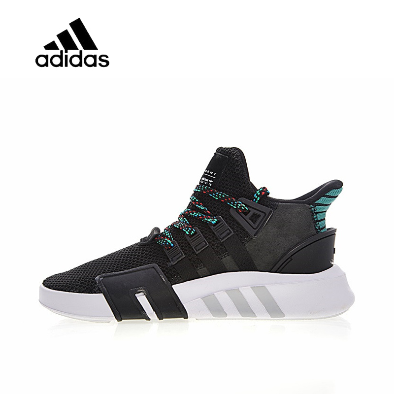 Original New Arrival Authentic Adidas EQT Bask ADV Running Shoes Sneakers Breathable Sport Outdoor Good Quality цены