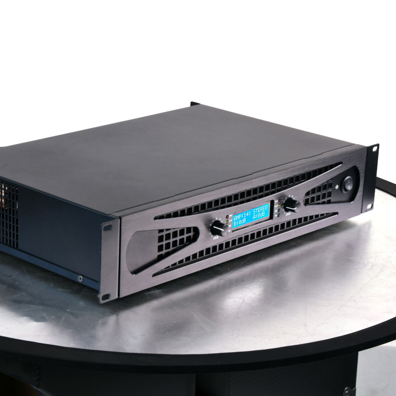 Tulun play DIP1500 Professional Power Amplifier Mosfet Amplifier 2 1500 Watts at 8ohm Stereo Class D