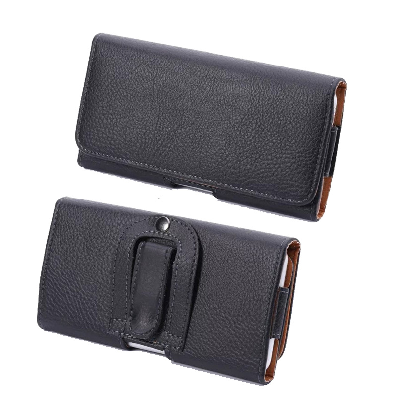 For Huawei P Smart Case Fashion Leather Pouch Horizontal Belt Clip Case For Cover Luxury Holster PU Cases iphone xs 財布