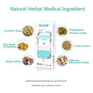 Image 5 - 6 PCS Natural Chinese Herbal Vaginal Gel Anti Inflammation Feminine Hygiene Gynecological Gel Vagina Health Care Lubricant
