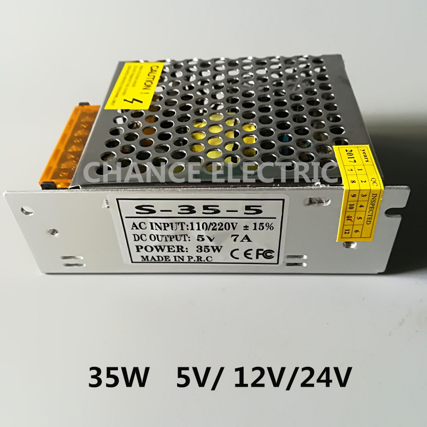 AC to DC 24V//5V LED Driver Switching Power Supply Transformer for LED Strip