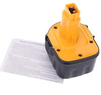 12V 3500mAh Li Ion Rechargeable Power Tool Battery for Replacement for Dewalt DC9071 DE9037 DE9071 DW9072 DE9075 DE9501