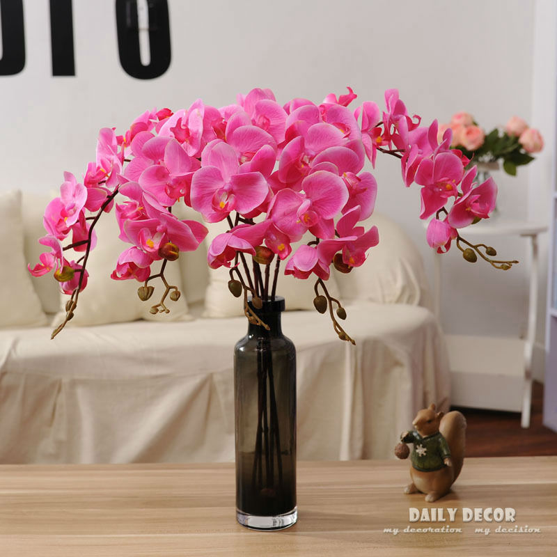 Купить силиконовые латексные цветы купить б/у подставку под цветы