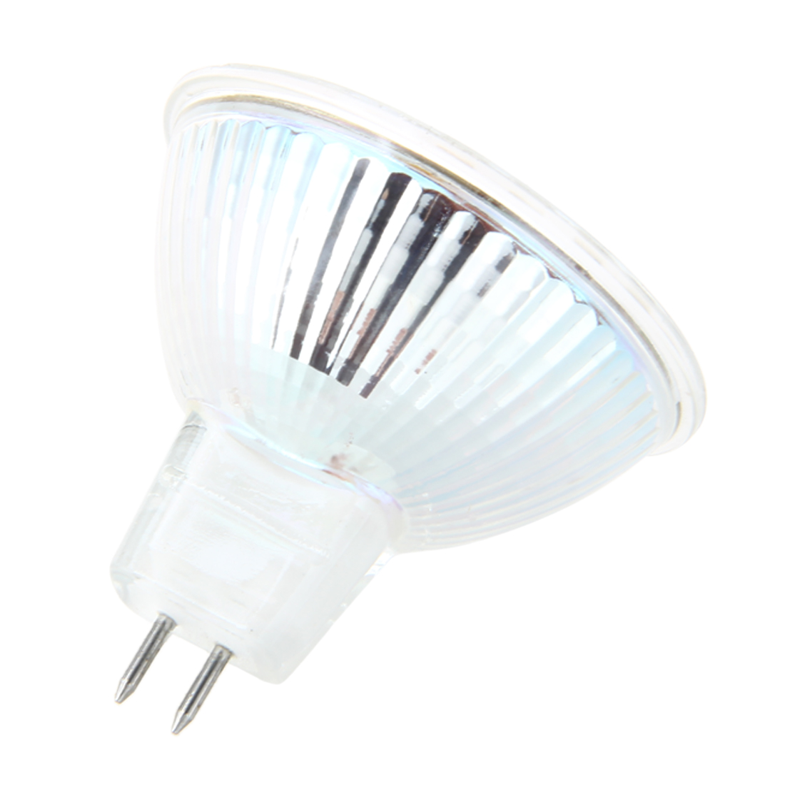 Ecloud ShopUS 10 pieces 10 MR16 GU5.3 60 3528 SMD LED High Power Warm White Spot Light Bulb Lamp 4W