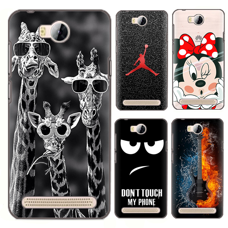 the latest d50ea c102c US $2.79 |Cartoon Animal Case for Huawei Y3ii cases Huawei Y3 ii case Tpu  Fashion Phone Case for Huawei Y3 ii Back Cover Fundas 4.5 coque -in Phone  ...