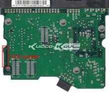HDD PCB логика совета 2060-001175-000 REV для WD 3.5 IDE/PATA ремонта жесткий диск восстановление данных
