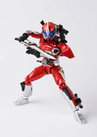 Japan Anime Masked Rider Double / W Original BANDAI Tamashii Nations S.H.Figuarts / SHF Action Figure Kamen Rider Accel