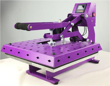 American standard t shirt heat press machine with plate size 40x 50cm and 110V voltage