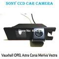 Free shipping!! CAR CCD REAR VIEW REVERSE BACKUP SONY CAMERA FOR OPEL  Astra H /Corsa D/Meriva A/Vectra C/ Zafira B