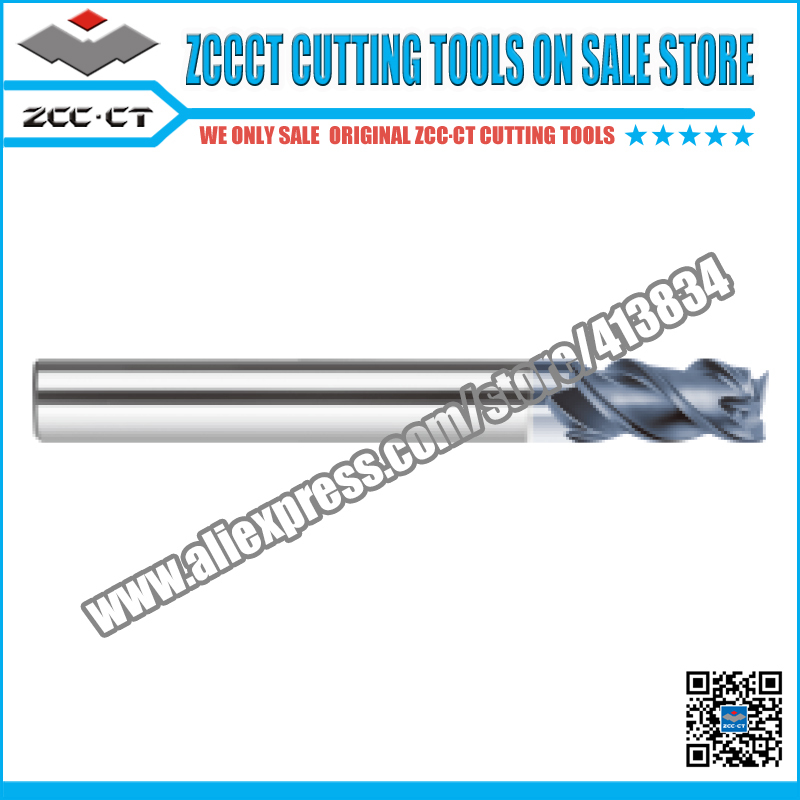 Free Shipping 20 units GM-3E-D6.0  GM series   ZCC.CT cemented carbide solid end mill cutter for milling gm tech2 vetronix full set diagnostic tool gm tech2 scanner for saab gm opel isuzu suzuki holden dhl free shipping