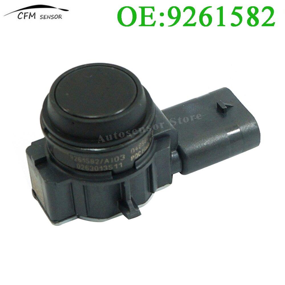 New SORGHUM 9261582 Original PDC Parking Sensor For BMW 1er F20 F21 F22 3er F30 F31 F34 66209261582,0263013511