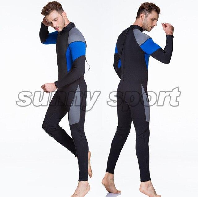 1c35805b5a Online Shop Diving suit outdoor 3mm semi dry diving suit neoprene ...