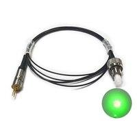 520nm30mw Semiconductor Laser Gekoppelt Fiber Optic Grün Laser Modul Lampe Kopf FC Stecker Core 200um