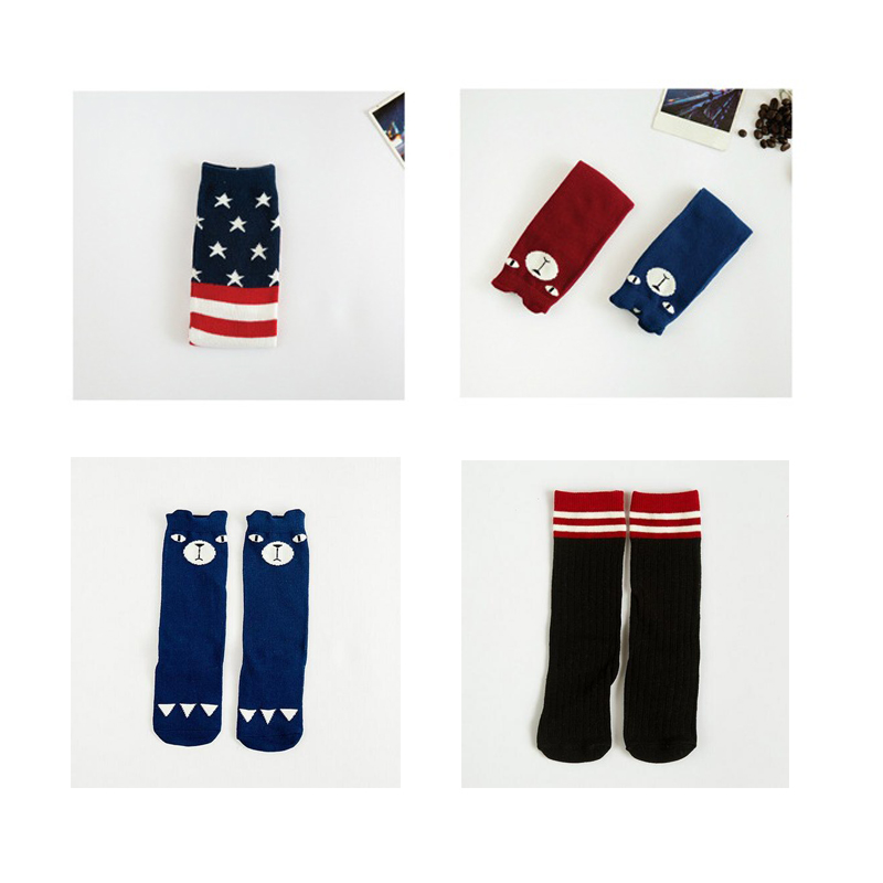 2017-Cartoon-Cute-Children-Socks-Bear-Animal-Baby-Kids-Cotton-Socks-Knee-High-Long-LegWarmers-Cute-Socks-Boy-Girl-socks-1-6-Y-4