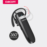 Dacom K2 Bluetooth Earphone Wireless Stereo Headphone Business Headset Handsfree Earpiece With Microphone For IPhone Samsung