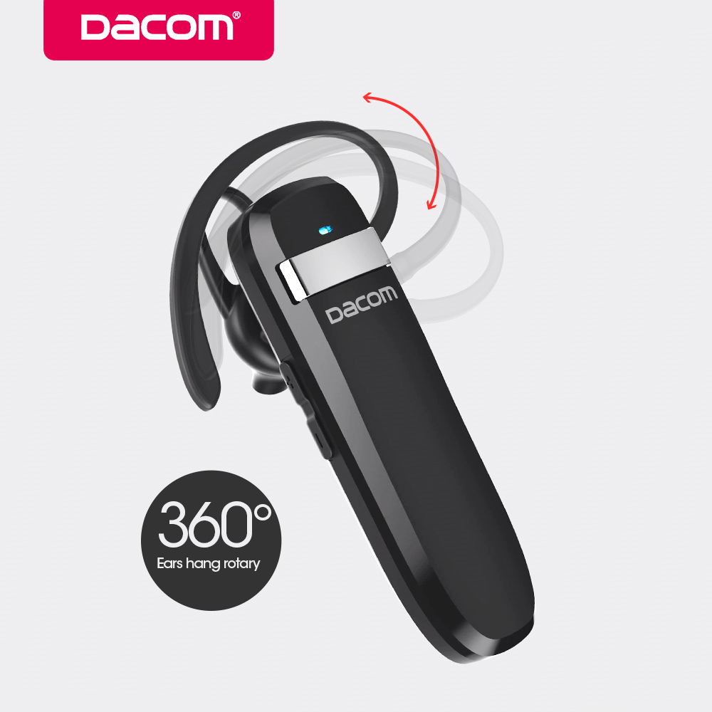 Dacom K2 IPX5 bluetooth earphone wireless headphone business headset auriculares inalambrico bluetooth with MIC for phone dacom gf7 car kit bluetooth v4 2 earphone with mic charger dock for iphone 7