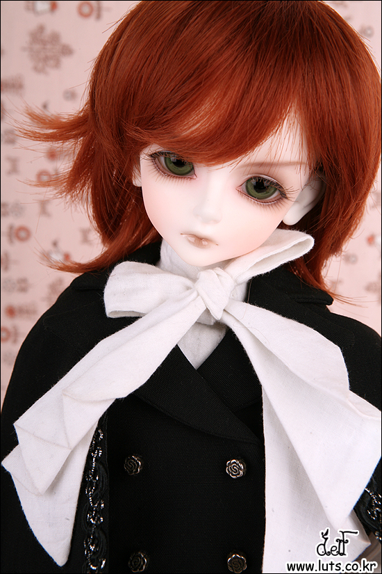 1/4 scale BJD lovely kid BJD/SD sweet cute boy LUTS figure doll DIY Model Toys.Not included Clothes,shoes,wig oueneifs bjd clothe sd doll 1 4 clothes girl boy baby long hooded jumpsuit hyoma chuzzl send socks luts volks iplehouse switch