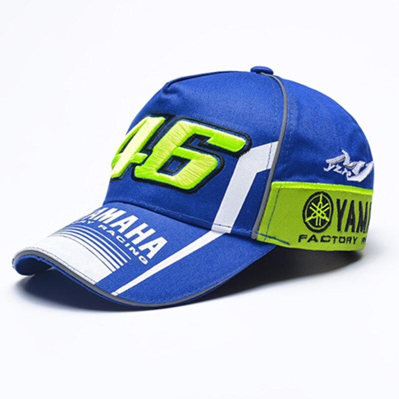 yamaha hat. 2017 new design f1 racing hat motocycle cap moto gp vr 46 rossi embroidery cotton trucker baseball yamaha yamaha
