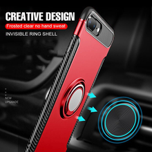 Luxury magnetic Ring Case For IPhone 6 6s 7 8 Plus Phone Case 7 8 Plus Cover On The For IPhone 8 7 6 6s Plus Shockproof 6s Case