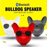 Big Bluetooth Speaker Jarre AEROBULL Bulldog Nano Dog Wireless Speakers Portable Stereo Subwoofer Handsfree MP3 Music Player