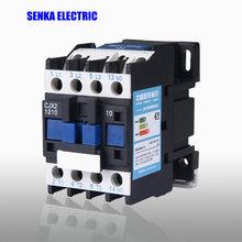 12A CJX2-1210 3P+NO AC Contactor LCD-1210 380V 220V 110V 36V 24V