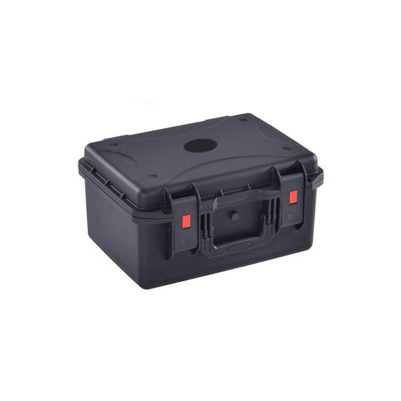 Black High Quality Dustproof Waterproof Plastic Hardcase For Equipment