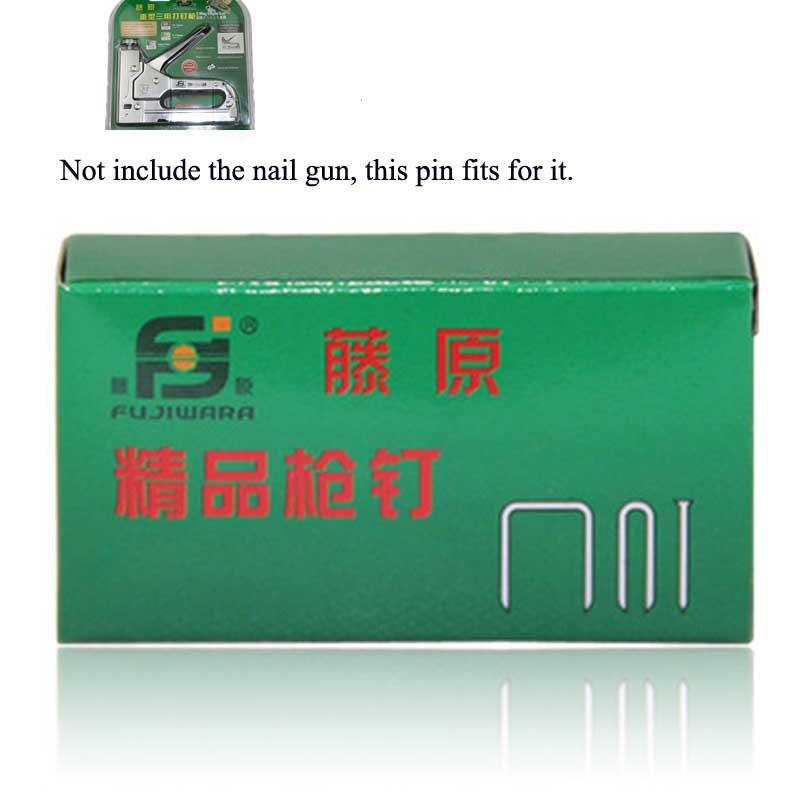 2 cajas/PC de PIN cuadrado clavo pistola de grapas pin aguja para 3 ...