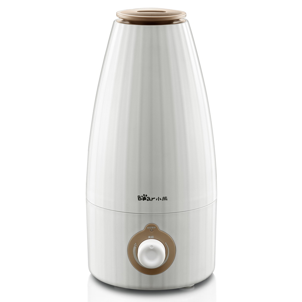 220V 2L Bear Air Humidifiers Ultrasonic Aromatherapy Air Purifier JSQ-A20B1 Humidifiers Water Shortage Auto-Off
