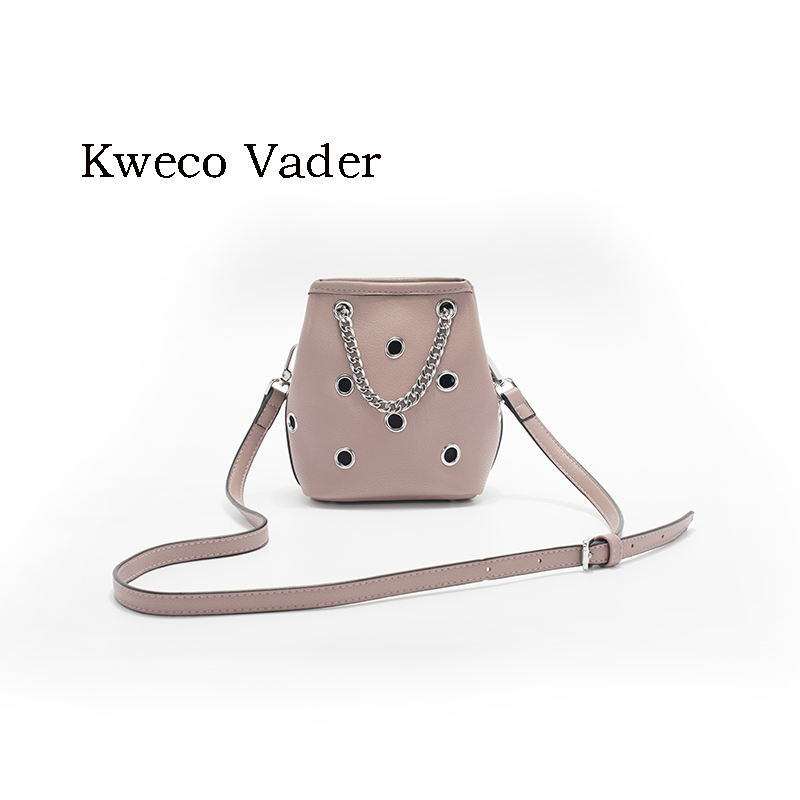 Fashion Women Handbag 2017 Design Bucket Bag Designer Handbags High Quality Mini Tote Bag Chain Shoulder Messenger Bags Bolsas chispaulo women genuine leather handbags cowhide patent famous brands designer handbags high quality tote bag bolsa tassel c165