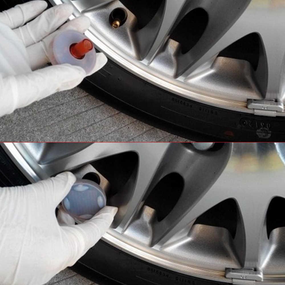 [1 יח '] רכב ואופנוע שמש גלגל אורות דקורטיבי LED צמיג אורות צבעוני שסתום אורות שונה חמים גלגלים אורות