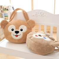 45cm Duffy Bear Shelliemay Rose Japanese Anime Toy Baby Kids Plush Backpack Children's Shoulder Bag For Baby Kids Birthday Gifts
