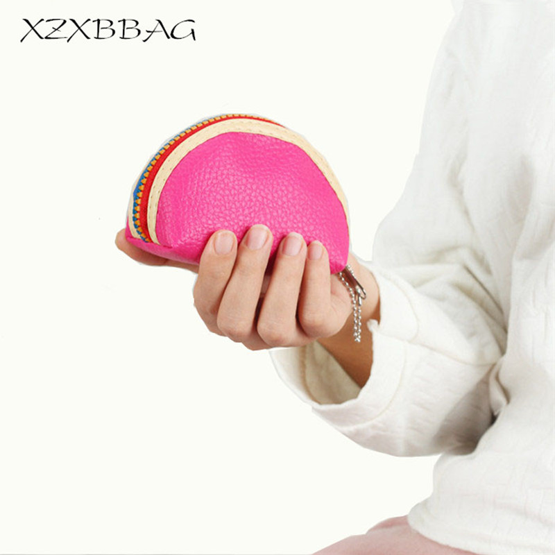 XZXBBAG 3PC/SET Fashion Simplicity Female Coin  Purse Student Creative Cute Zipper Change Purse Girl Zero wallet Key Bag XB047 concept of vortex female student individuality creative watch han edition contracted fashion female table