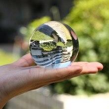 Мм 50 мм/60 мм/70 мм/80 мм/100 мм Хрустальный шар фотографии АЗИАТСКИЙ КВАРЦ стекло шарики Сфера ясно глобусы реквизит для фото Accessiores
