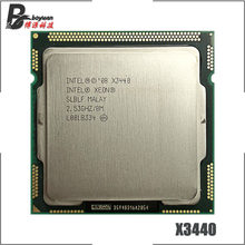 Intel Xeon X3440 2.5G Hz CPU Quad-Core Processor 8 M 95 W LGA 1156(China)