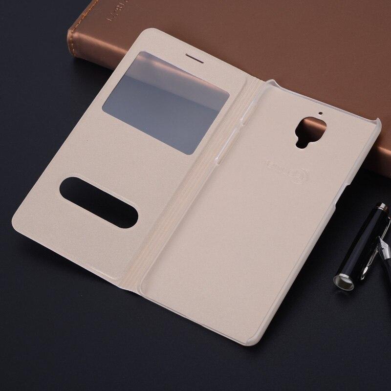 Flip Cover կաշվե պատյան One Plus 3 Oneplus 3T Plus3 Plus3t - Բջջային հեռախոսի պարագաներ և պահեստամասեր - Լուսանկար 5