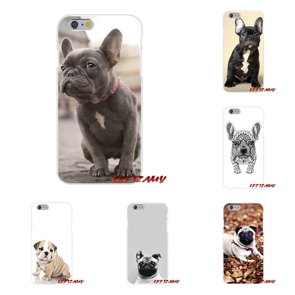 french bulldog puppies dog cute Slim Silicone phone Case For Motorola Moto G LG Spirit G2 G3 Mini G4 G5 K4 K7 K8 K10 V10 V20 V30